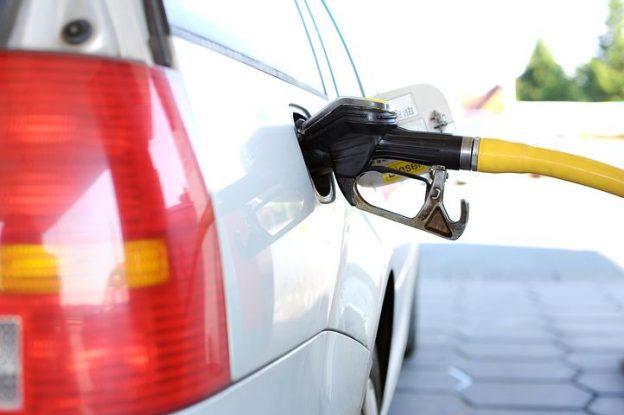 benzin tárolása